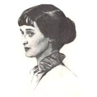 anna akhmatova portrait image