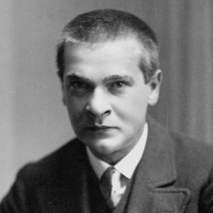 Georg Trakl portrait