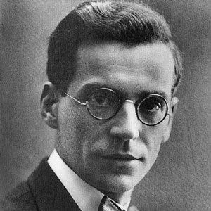 Ivo Andric portrait